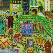 The_3_villages_puzzle_Oil_on_canvas_160X120cm_201564528000